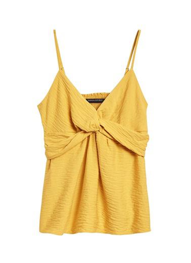 Banana Republic Bluz Sarı